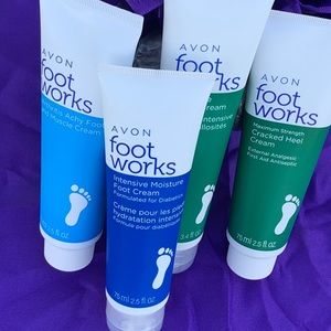 Avon Foot Works
